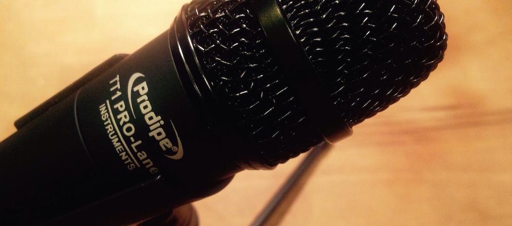 TEST: Mikrofon Prodipe TT1 Pro-Lanen