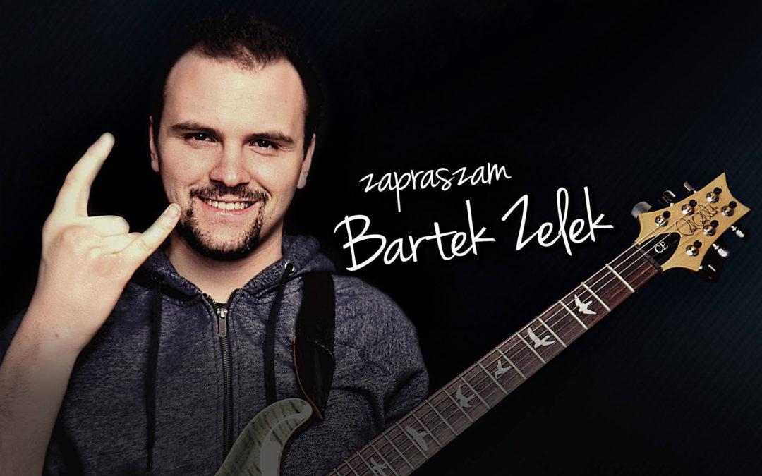 Warsztaty gitarowe PRS Guitars i BAZRockers!