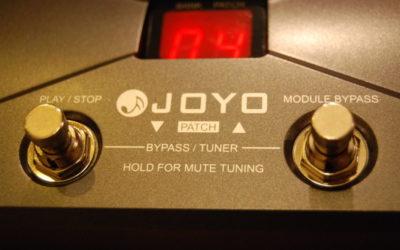 TEST: Multiefekt gitarowy Joyo GEM BoX