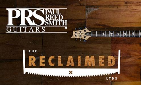 PRS Reclaimed Limited – Najnowsze gitary PRS
