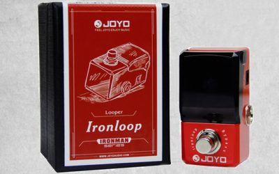 Joyo Ironloop – looper z serii IronMan