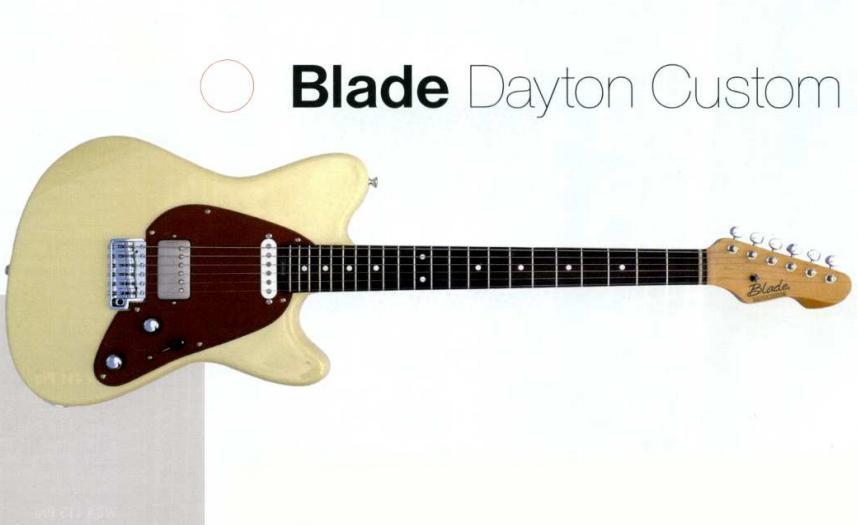 TEST: Blade Dayton Custom