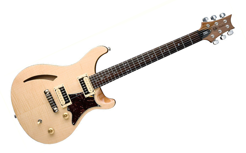 TEST: PRS SE Custom Semi-Hollow