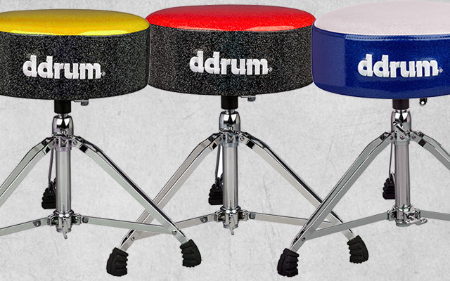 Mercury Fat Thrones – Nowe stołki od Ddrum