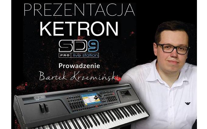 Trasa prezentacji KETRON SD9!