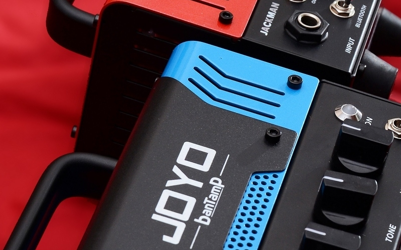 TEST: JOYO banTamP BlueJay i JaCkMan