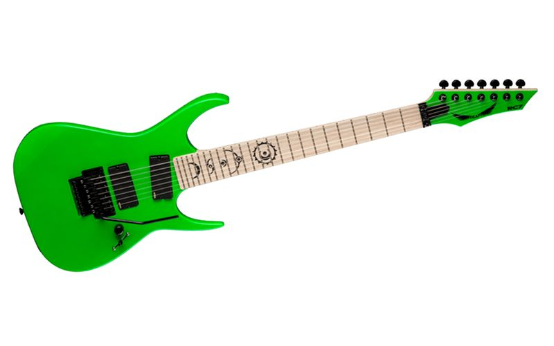 Rusty Cooley Nuclear Green
