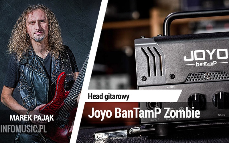 TEST: Joyo Bantamp Zombie