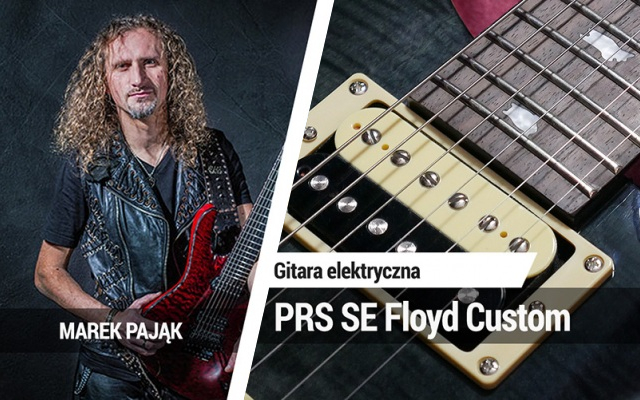 TEST: PRS SE Floyd Custom 24