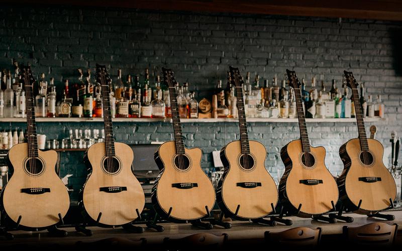 Nowe modele PRS 2018 SE Acoustic