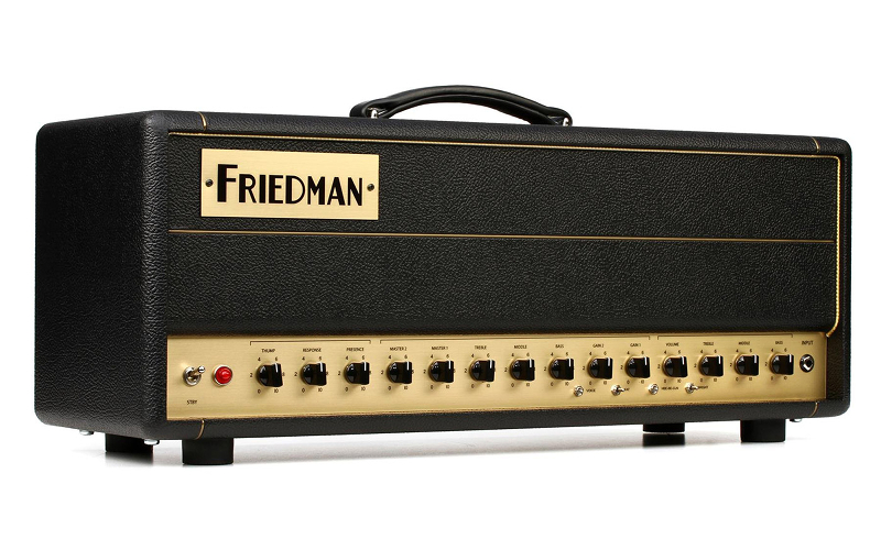 NAMM'18: Friedman BE-50 Deluxe