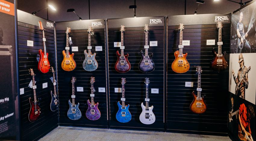 PRS Guitars on Namm Show 2018 | FX-Music Group