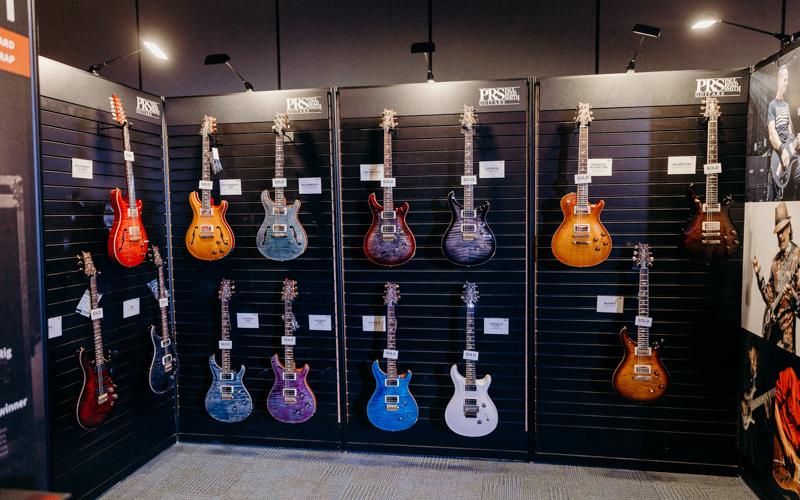 PRS Guitars na tegorocznych Namm Show!