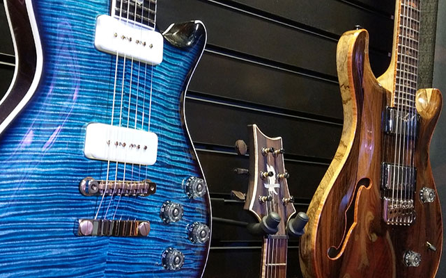 NAMM Show 2018: Co słychać u PRS Guitars?