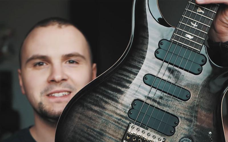 BazOk i recenzja gitary PRS 513 USA
