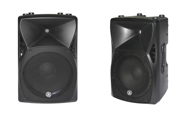 Topp Pro X12A i X15A Active Speakers