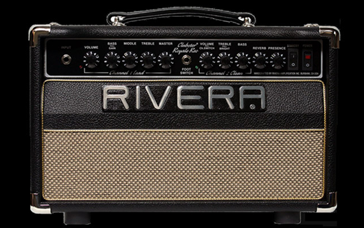 Rivera Clubster Royale Recording Guitar Amp