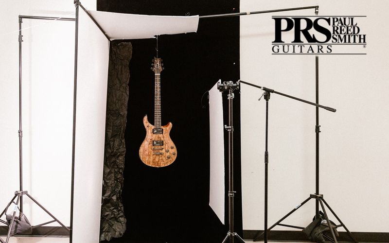 PRS Guitars Behind The Scenes: Making The Private Stock Calendar