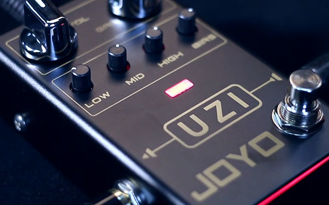 Joyo Technology Uzi Distortion