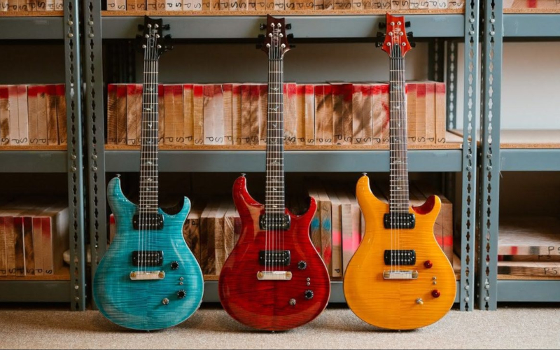 PRS Guitars i nowe modele SE Paul's Guitar