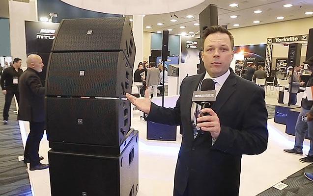 NAMM 2019: System liniowy Horizon i aktualizacja Vertus CLA406 od FBT
