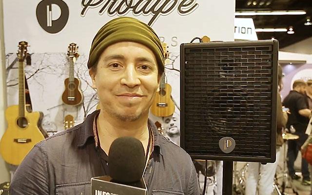 NAMM 2019: Gitary, mikrofony i wzmacniacze od Prodipe