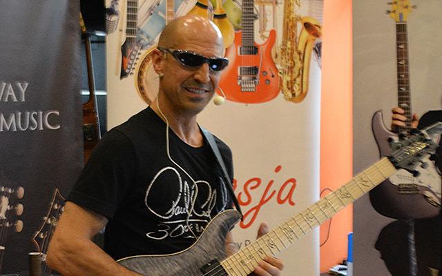 Infogitara.pl | Relacja: PRS Guitar Tour w Warszawie