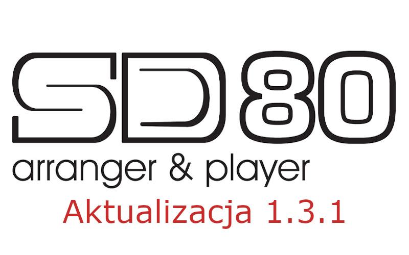 SD80 aktualizacja 1.3.1!