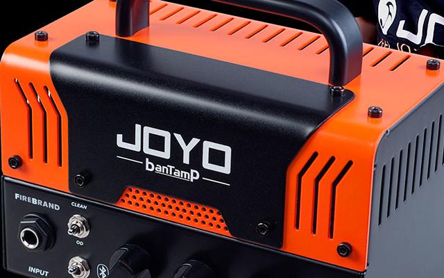 Joyo i nowy model z serii Bantamp – Firebrand