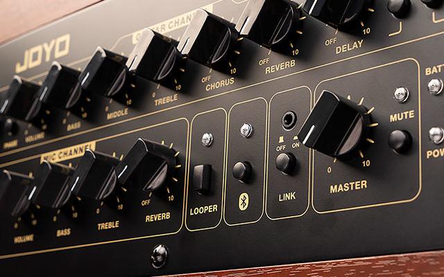 Joyo BSK-60 – kompaktowy kompan gitarzysty akustycznego