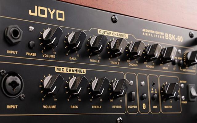 JOYO BSK-60, nowy flagowy wzmacniacz do akustyków!