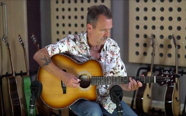 Porównanie brzmień akustyków PRS Guitars SE Acoustics