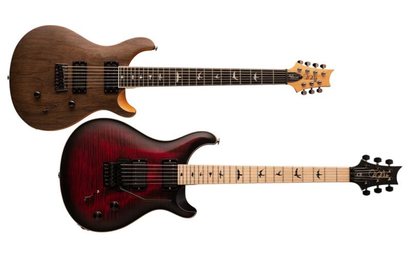 PRS Guitars – nowe sygnatury Dustiego Waringa i Marka Holcomba