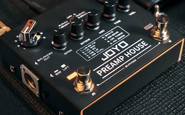 Joyo – preamp gitarowy R-15 PreAmp House