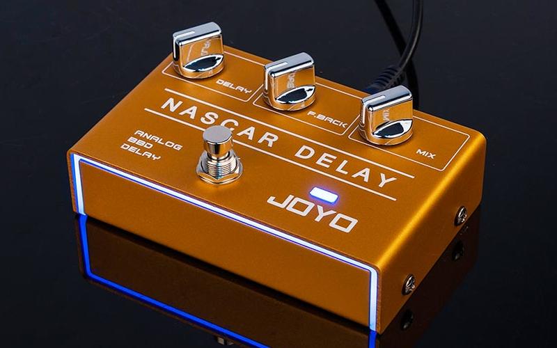 Próbka możliwości efektu JOYO R-10 Nascar Delay