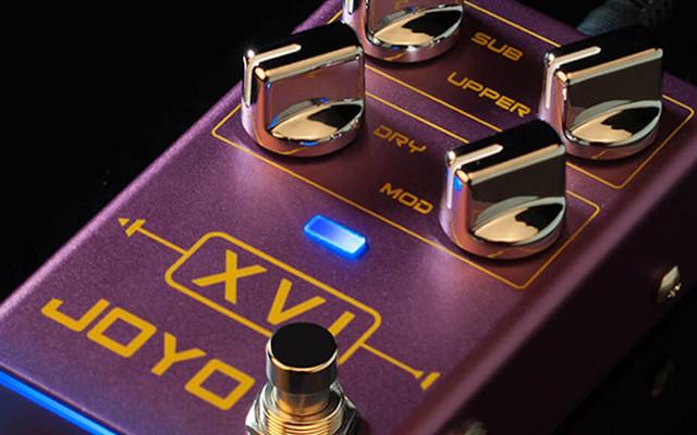 Joyo R-15 – octaver z funkcją modulacji