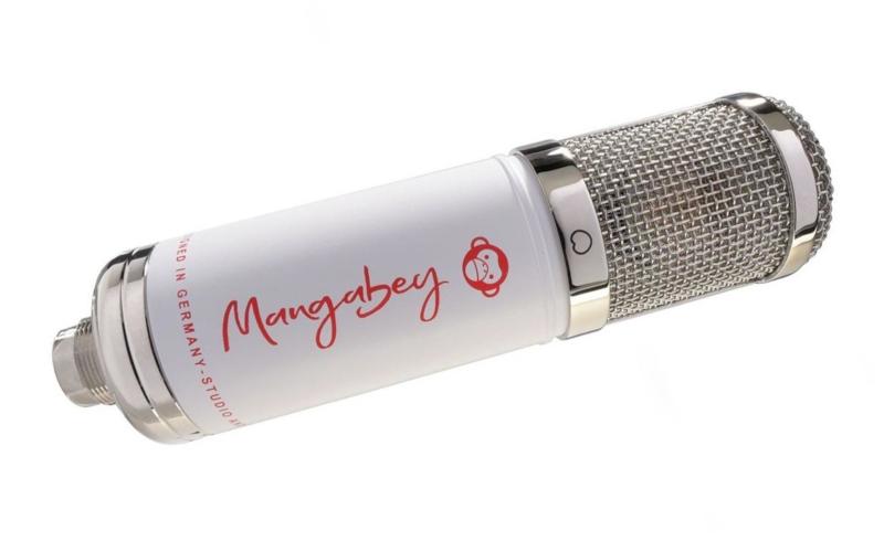 Bazok i lampowy mikrofon pojemnościowy Monkey Banana Mangabey