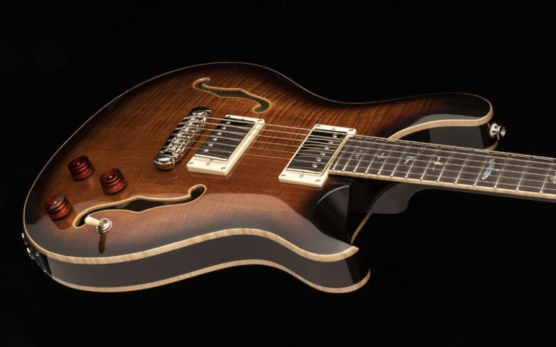 PRS Guitars SE Hollowbody Piezo II – budżetowy potwór