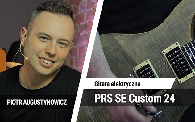 TEST: PRS SE Custom 24 Trampas Green
